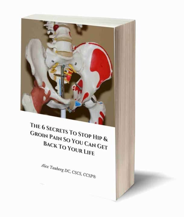 Hip or Groin pain Ebook for Pittsburghers