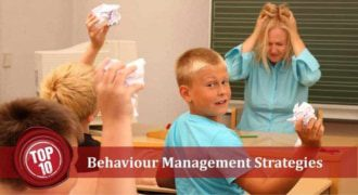 Behaviour Management Strategies Feature Image