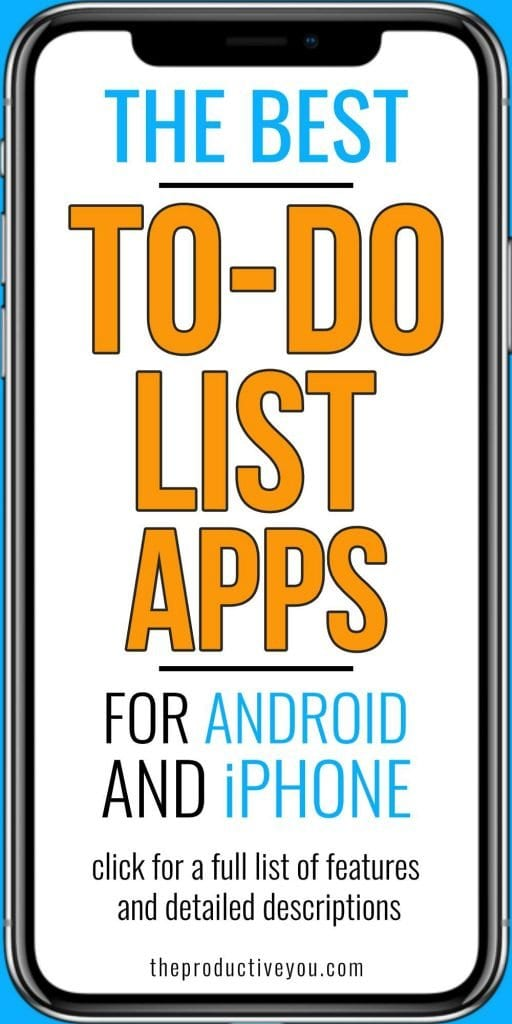the best to do list apps 2