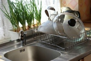 Prevent Holiday Sink Clogs