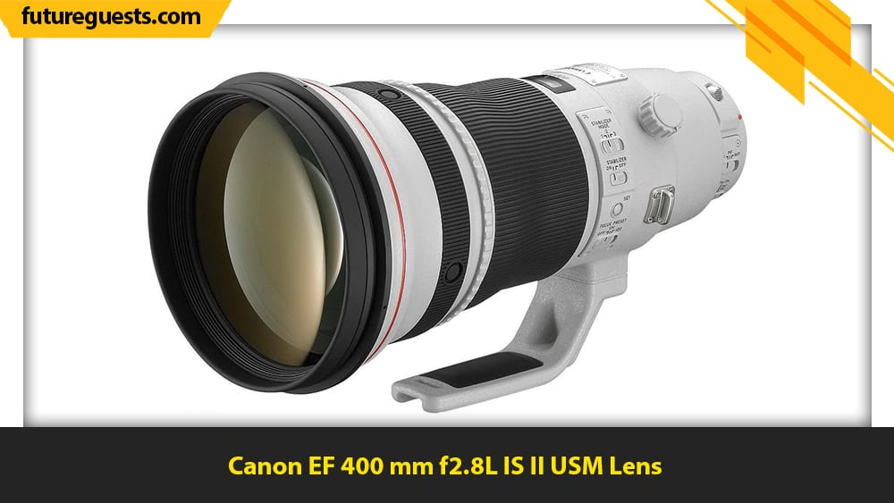 best lenses for sports photography Canon EF 400 mm f2.8L IS II USM Lens