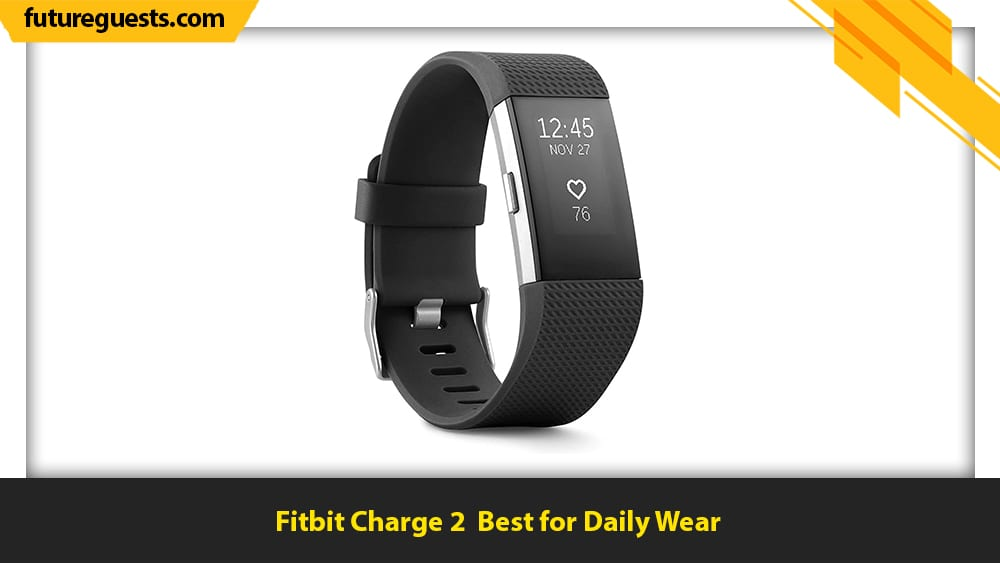 best clip on fitness trackers Fitbit Charge 2