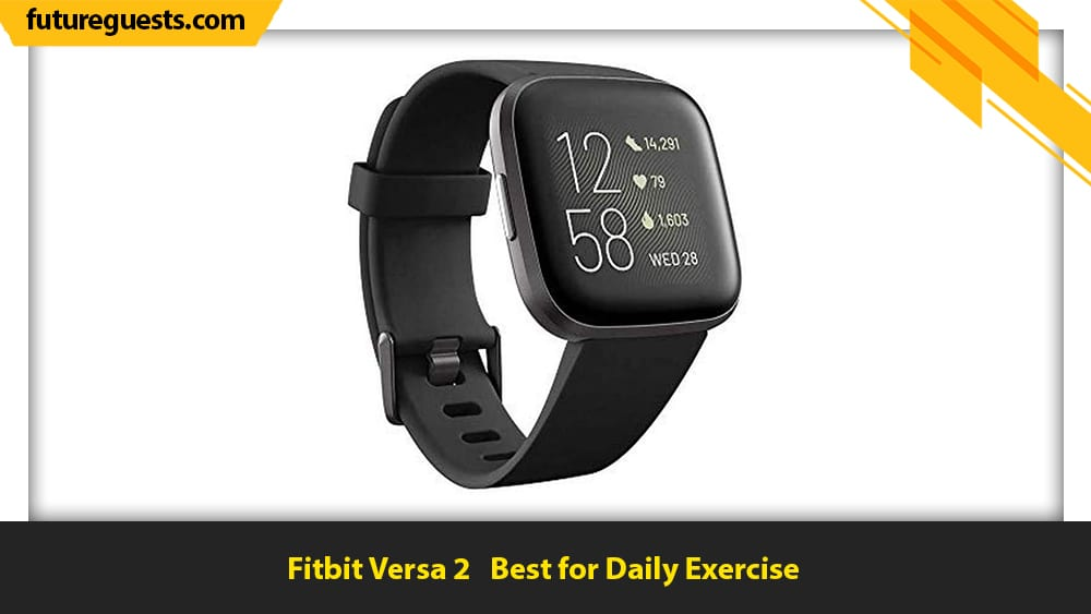 best clip on fitness trackers Fitbit Versa 2