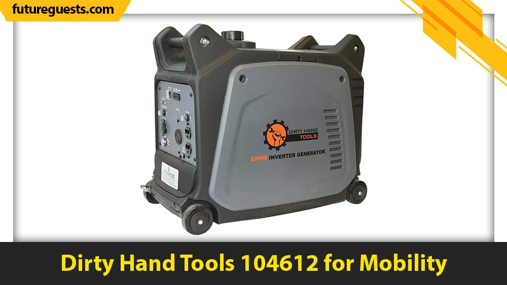 best generator for sump pump Dirty Hand Tools 104612