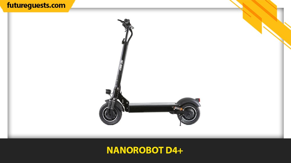 best electric scooters for climbing hills NANOROBOT D4+