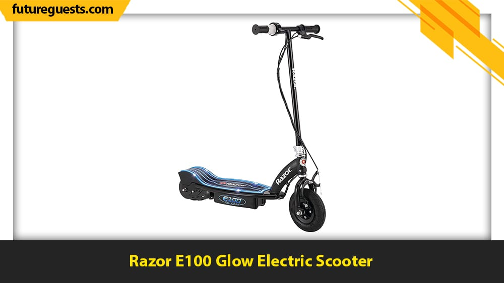 best electric scooters for climbing hills Razor E100 Glow Electric Scooter