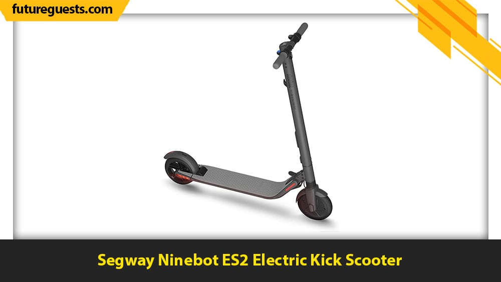 best electric scooters for climbing hills Segway Ninebot ES2 Electric Kick Scooter