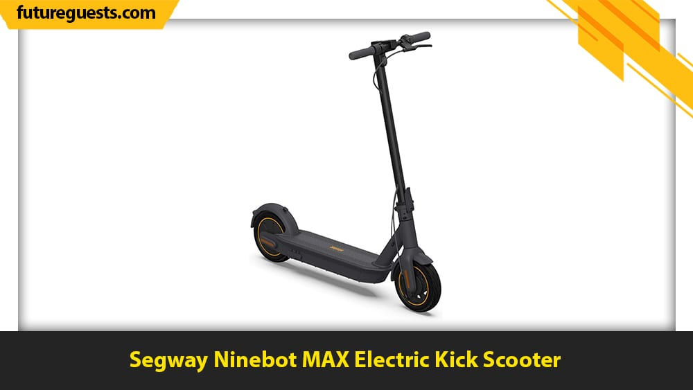 best electric scooters for climbing hills Segway Ninebot MAX Electric Kick Scooter
