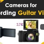 Best Camera for Recording Guitar Videos in 2020: Reviews & Buyers Guide