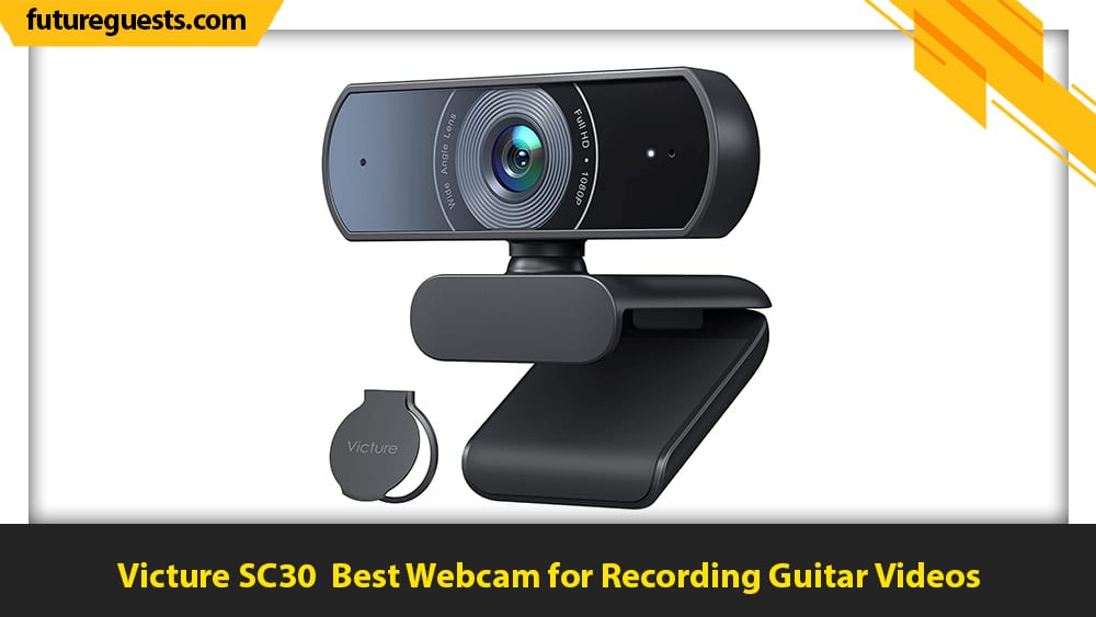 best cameras for recording guitar videos Victure SC30