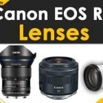 Best Lenses for Canon EOS R5 Reviewed | Buyers Guide
