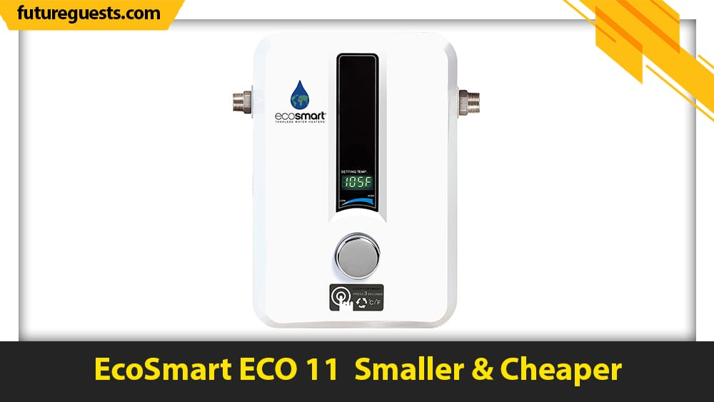 best small tankless water heater EcoSmart ECO 11