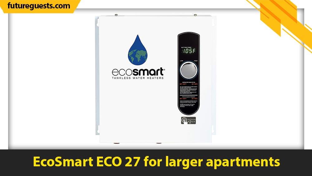 best small tankless water heater EcoSmart ECO 27
