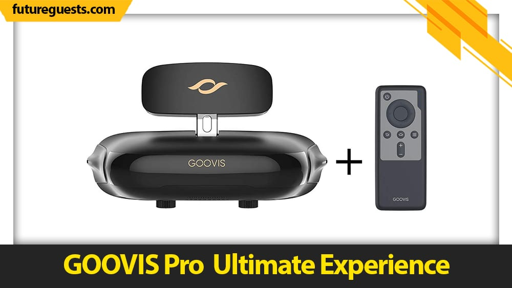 best vr headset for movies GOOVIS Pro