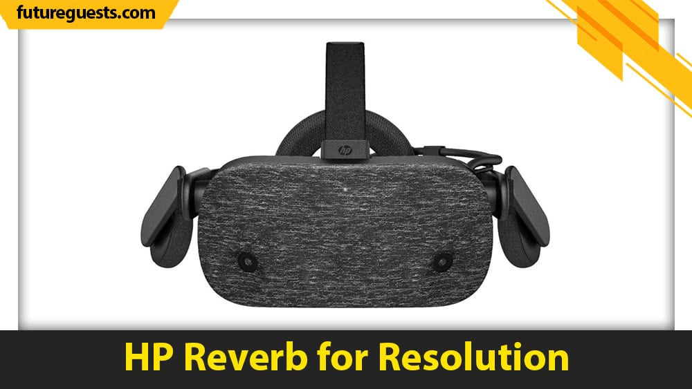 best vr headsets for vrchat HP Reverb