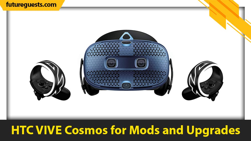 vrchat headset HTC VIVE Cosmos
