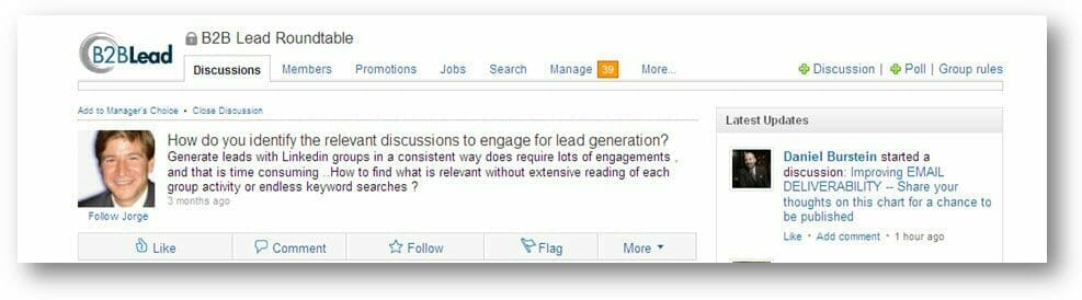 Lead Generation: 5 tips to generate leads faster on LinkedIn