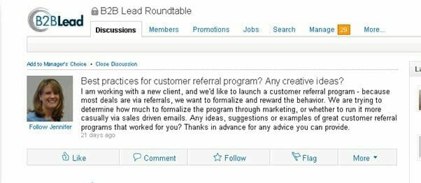 How to Use LinkedIn to Generate Leads