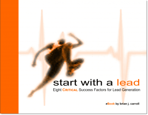 Start with a Lead ebook